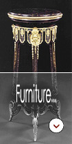 Furniture: table, chair, seat, bench, armoire, cabinet, chest...