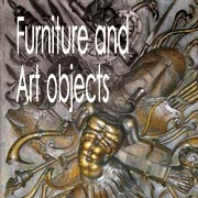 Furniture and Art Objects